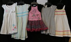 LOT OF 5 GIRLS PRETTY DRESSES SIZE 6 in Roseville, California