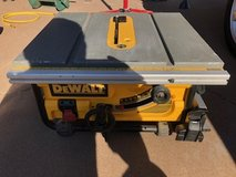 DeWalt Table Saw in Alamogordo, New Mexico