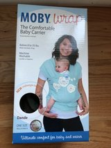 Moby wrap in Lockport, Illinois