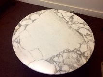 Marble Coffee Table in Joliet, Illinois