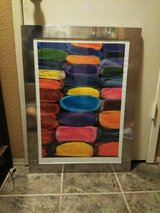 Art Decor with very nice metal frame in Travis AFB, California