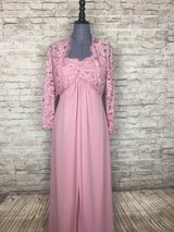 MATURE LADY FORMAL GOWN SIZE L in Byron, Georgia