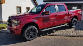 2013 Ford F150 SuperCrew Cab FX4 Pickup 4D 5 1/2 ft in Spangdahlem, Germany