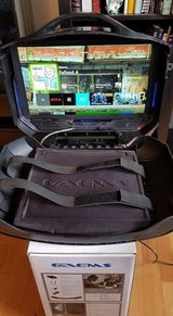 Gaems Vanguard (Black Edition)/ Personal Gaming Environment. For Xbox/Playstation in Spangdahlem, Germany