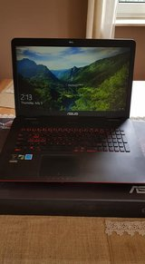 ASUS Republic Of Gamers Gaming Laptop. in Spangdahlem, Germany
