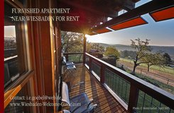 Upscale Fully Furnished Duplex Apartment in Wiesbaden, GE