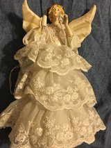 gorgeous angel tree topper in Spring, Texas