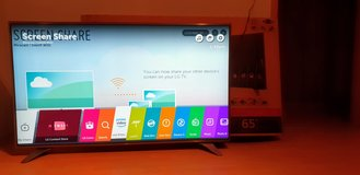 65 Inch LG 4K Smart TV in Baumholder, GE