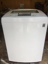 LG Washer HE Super Capacity in DeRidder, Louisiana