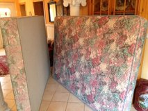 Queen Mattress & Box Spring in Ramstein, Germany