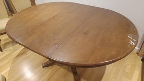 Dining Table w/ 4 chairs in Lakenheath, UK