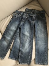 2 Wrangler jeans size 5 and 6 in Ramstein, Germany