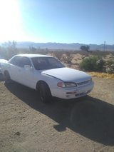 95 Toyota Camry for parts in Yucca Valley, California