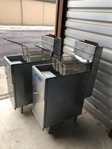Pitco propane 40 lb fryer in The Woodlands, Texas
