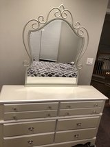 Girls Dresser with Mirror in Bolingbrook, Illinois