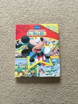 Mickey Mouse Clubhouse First Look & Find Book in Chicago, Illinois