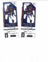 NFL  Texans V Cowboys  7th Oct NRG  2 Tickets in Houston, Texas