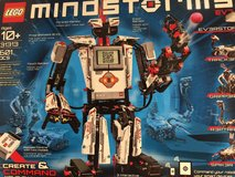 Lego mindstorm plus books in Oswego, Illinois