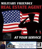 Military Friendly Real Estate Agent in Camp Pendleton, California