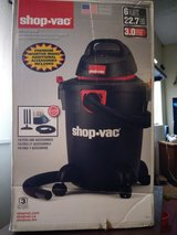 brand new shop vac in Yucca Valley, California