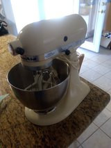 Kitchen Aid stand mixer, older, but working in Alamogordo, New Mexico