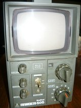 Vintage Military T.V. in Fort Campbell, Kentucky