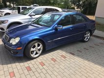 2005 Mercedes C230 Kompressor *US SPEC* in Wiesbaden, GE