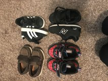 Shoes and clothes  1yr 2t and 3t in Beaufort, South Carolina
