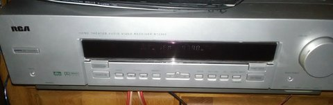 RCA Home Theater audio video receiver in Warner Robins, Georgia
