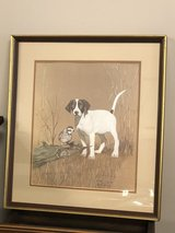 Bird Dog Pointer by Bob Carney in Fort Campbell, Kentucky