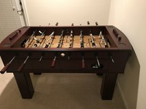 Loftin Foosball Table - Maple in Quantico, Virginia