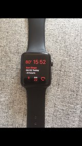 42mm Apple Watch series 3 with cellular & gps in Spangdahlem, Germany