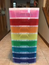 Craft/scrapbooking supply cabiney in St. Charles, Illinois