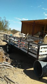 16 ft utility trailer in Yucca Valley, California