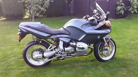 MOTORCYCLE BMW R 1100 S, US SPECS, PERFECT CONDITION in Shape, Belgium