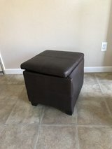 Ottoman storage cube in Vacaville, California