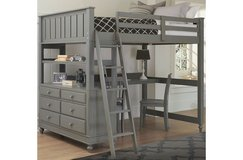 Full Size Loft Bed in Vacaville, California