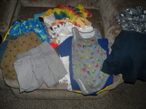 Clothing for 3-6 months in Fort Riley, Kansas