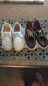 Sequin Sperry's Size 11 in Warner Robins, Georgia