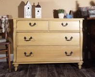 Large refinished 4 drawer dresser chest in Bolingbrook, Illinois
