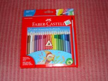 24 NEW FABER-CASTELL WATERCOLOR ECO PENCILS in Chicago, Illinois
