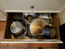 Pots and Pans in Houston, Texas