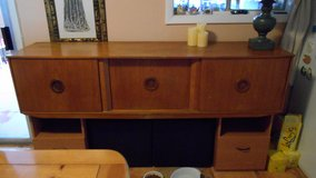 1960`s solid wood sideboard in Alamogordo, New Mexico