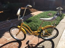 "Vintage 70's Schwinn Girls 20"" Stingray Bicycle in Vacaville, California"