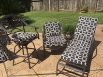 Patio Furniture Cushions/pads - 16 pieces in Houston, Texas