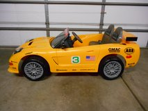 Corvette Racing Ride On C5R by Safety First Kids for Collectors in Aurora, Illinois
