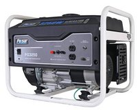Portable Generator Pulsar 3250 Gas Powered in Camp Lejeune, North Carolina