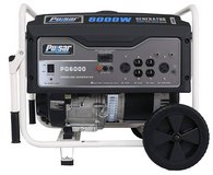 Portable Generator Pulsar 6000 Gas Powered in Camp Lejeune, North Carolina