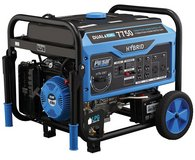 Portable Generator Pulsar PG7750B Dual-Fuel (Gas/LP) in Camp Lejeune, North Carolina