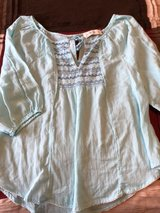 Girls size medium Aeropostale blouse in Houston, Texas